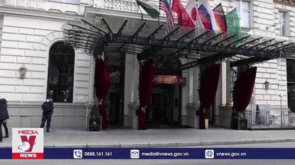 Iran đánh giá cao cuộc đàm phán tại Áo