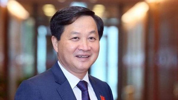 Ông Lê Minh Khái làm Phó thủ tướng Chính phủ