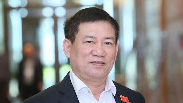 Ông Hồ Đức Phớc được phê chuẩn giữ chức vụ Bộ trưởng Bộ Tài chính