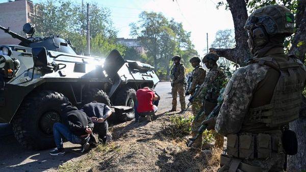 Tăng cường lực lượng, Nga 'không có kế hoạch' can thiệp quân sự vào Ukraine