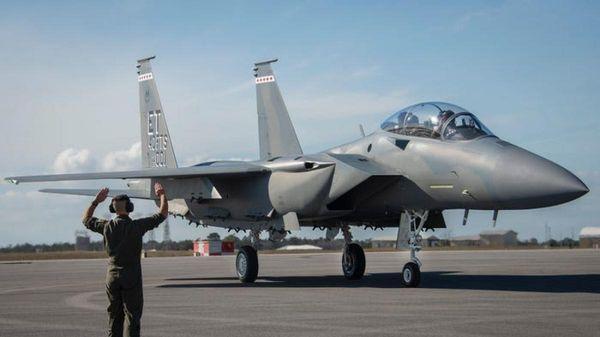 Tiêm kích mới F-15EX có tên chính thức