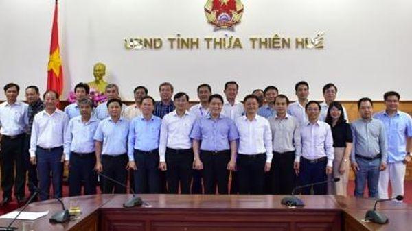 Quảng Nam - Thừa Thiên Huế trao đổi, hợp tác về bảo tồn, phát huy giá trị di sản văn hóa