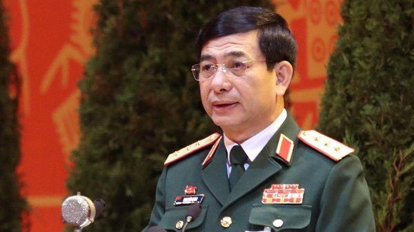 Thượng tướng Phan Văn Giang trở thành Bộ trưởng Quốc phòng