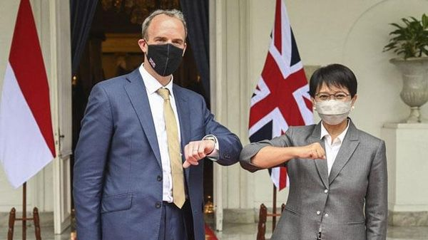 Anh và Indonesia thúc đẩy hợp tác trong nhiều lĩnh vực