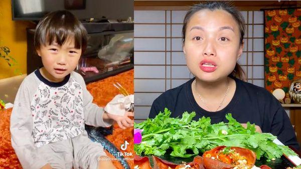 Quỳnh Trần JP gây tranh cãi dữ dội vì xưng 'tao', gọi 'mày' với bé Sa