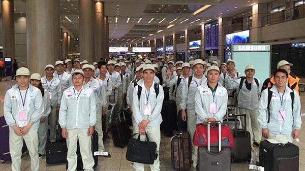 Hàn Quốc gia hạn thời gian cư trú và hợp đồng một năm với lao động EPS