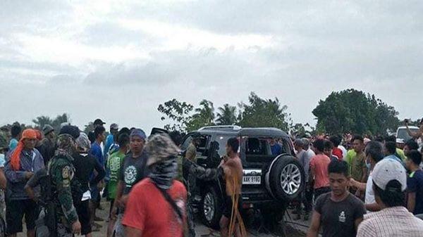 Tai nạn giao thông thảm khốc tại Philippines
