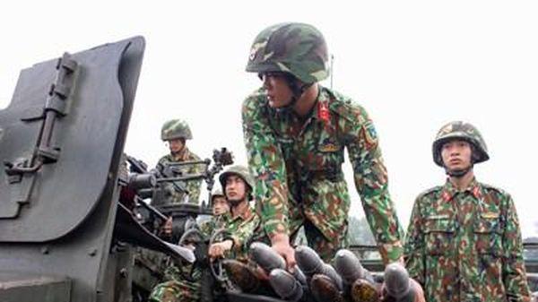 'Lá chắn thép' giữ yên vùng trời Việt Bắc