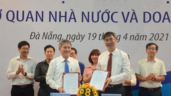 Đà Nẵng ký kết với Viện Nghiên cứu cao cấp về Toán triển khai chuyển đổi số giai đoạn 2021 - 2025