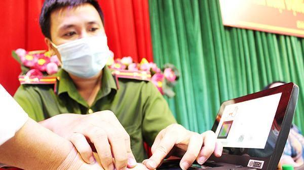Lịch thu nhận hồ sơ cấp thẻ căn cước công dân ở TP.Biên Hòa