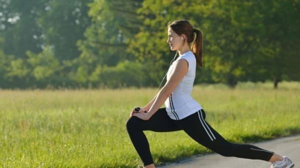 Tập thể dục giúp ngăn ngừa COVID-19 nghiêm trọng