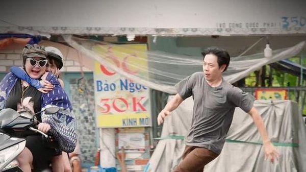 Cây Táo Nở Hoa: Nhã Phương nhảy nhót giữa chợ, chạy trốn khỏi màn truy đuổi của Thái Hòa
