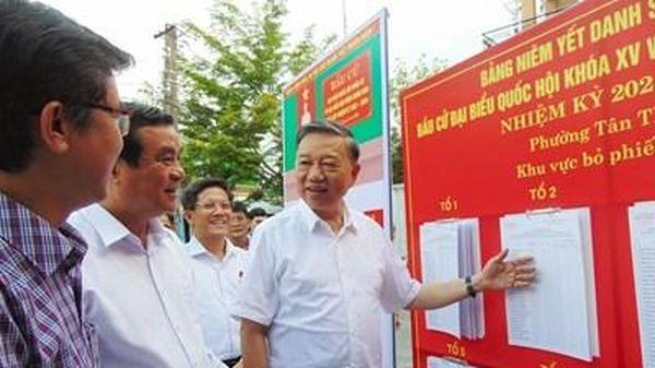 Quảng Nam: Tuyên truyền sâu rộng và lan tỏa về cuộc bầu cử
