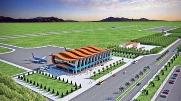 Lập hội đồng thẩm định đầu tư dự án sân bay Phan Thiết