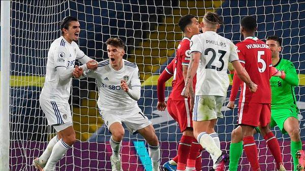 Liverpool đánh rơi chiến thắng, lỡ cơ hội vào tốp 4