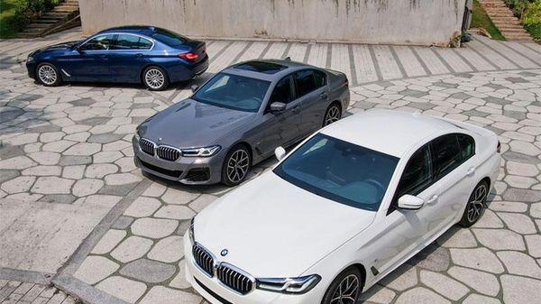 BMW 5 Series 2021 vừa ra mắt tại Việt Nam có ưu điểm gì để 'đấu' với Mercedes-Benz E-Class?