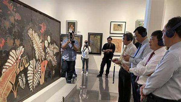 Khám phá kiệt tác mỹ thuật Việt qua nền tảng số