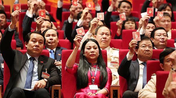Bốn bước sàng lọc đảng viên không còn đủ tư cách ra khỏi Đảng