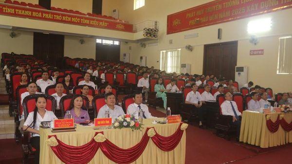 Nâng cao chất lượng, hiệu lực, hiệu quả hoạt động của HĐND huyện Đông Sơn