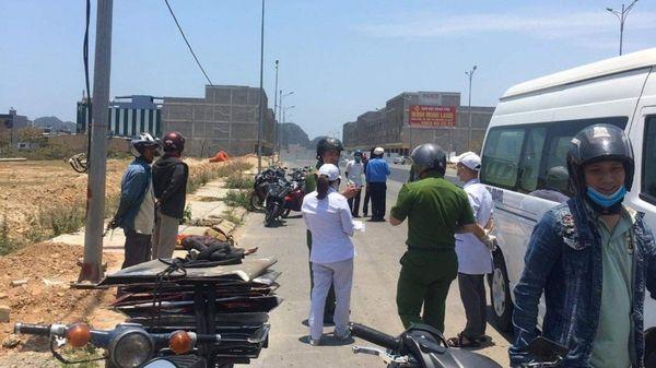 Người nước ngoài chết bên vỉa hè ở Đà Nẵng với vết cắt trên cổ