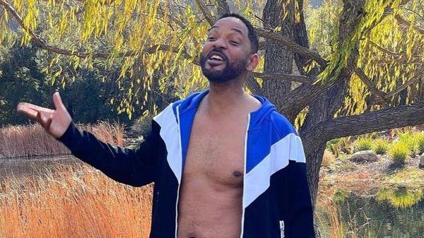 Will Smith cảm thấy tồi tệ khi tăng cân