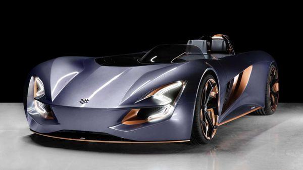 Suzuki cho ra mắt xe thể thao chạy điện đầu tiên