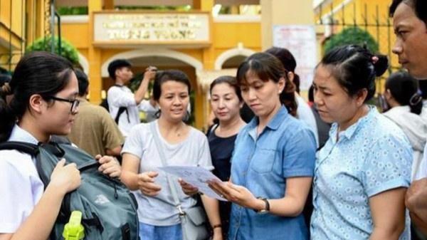 TP.HCM công bố thống kế lượt đăng ký nguyện vọng vào lớp 10
