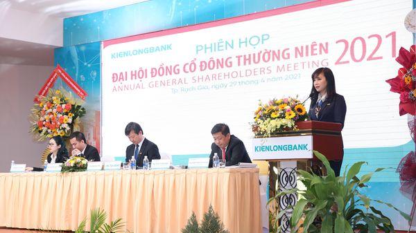 Kienlongbank đặt mục tiêu lợi nhuận trước thuế là 1.000 tỷ