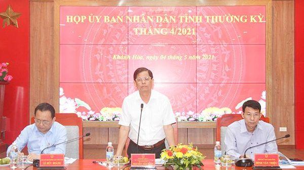 Chủ tịch UBND tỉnh Khánh Hòa nhận khuyết điểm trong phòng chống dịch