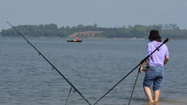 Hai học sinh tử vong do đuối nước trên hồ Trị An