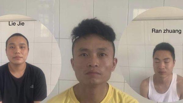 3 người Trung Quốc nhập cảnh trái phép đang bỏ trốn, Đồng Nai sẽ xử lý trách nhiệm tập thể, cá nhân