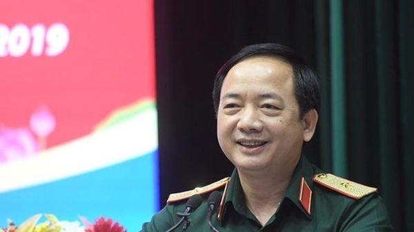 Chân dung tân Phó Chủ nhiệm Tổng cục Chính trị QĐND Việt Nam