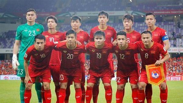 Công bố danh sách tập trung tuyển Việt Nam tham dự vòng loại World Cup 2022