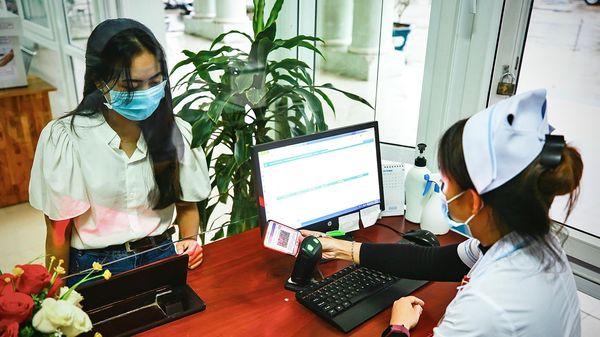 Kiến nghị sử dụng hình ảnh thẻ Bảo hiểm y tế trên VssID trong khám chữa bệnh