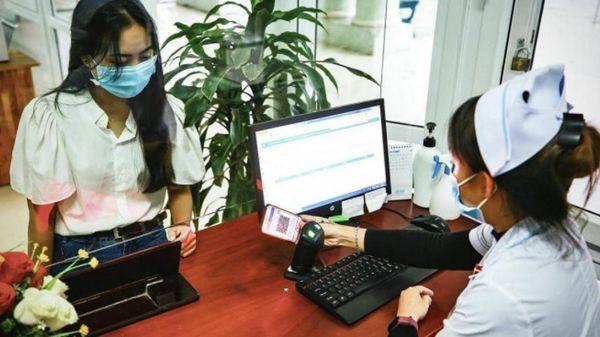 BHXH kiến nghị sử dụng thẻ BHYT trên ứng dụng VssID trong khám chữa bệnh