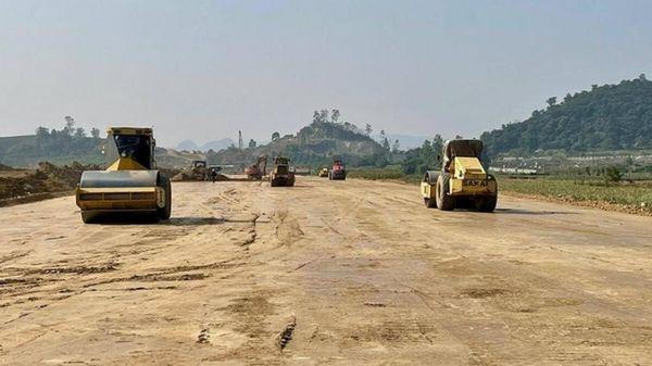 Thiếu bãi đổ thải làm cao tốc Bắc - Nam đoạn Mai Sơn - QL45