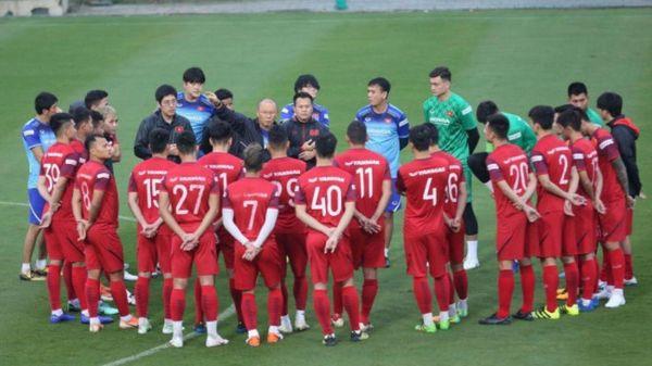 HLV Park Hang-seo gây bất ngờ với danh sách đội tuyển Việt Nam