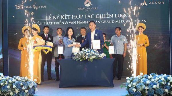 Giới đầu tư bất động sản kỳ vọng gì vào dự án Grand Mercure Hoi An?
