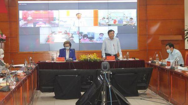 Xây 3.706 ngôi nhà chống bão lụt tại 7 tỉnh thành