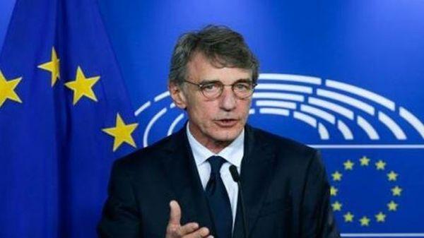 Chủ tịch Nghị viện châu Âu than thở vì 'dính' lệnh trừng phạt của Nga