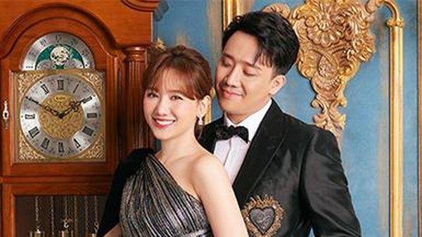 Vợ chồng Trấn Thành – Hari Won trở thành những nhân vật quyền lực trên mạng xã hội Việt