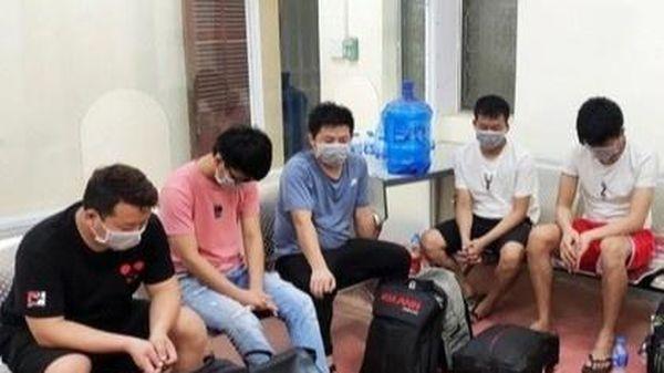 Bắt người phụ nữ tiếp tay cho 52 người Trung Quốc nhập cảnh trái phép