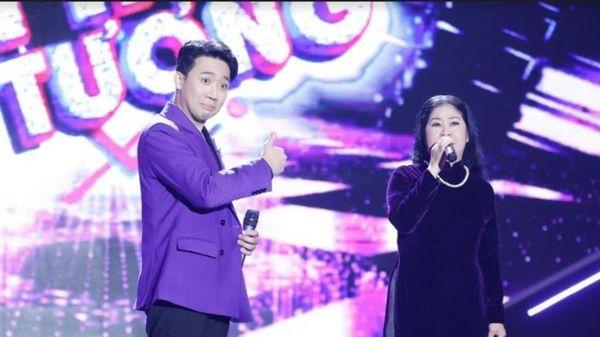 Trấn Thành giả giọng Khánh Ly hát cùng 1 thí sinh đặc biệt