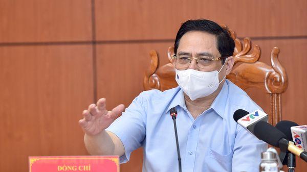 Thủ tướng Chính phủ Phạm Minh Chính triệu tập cuộc họp khẩn với 6 tỉnh biên giới Tây Nam