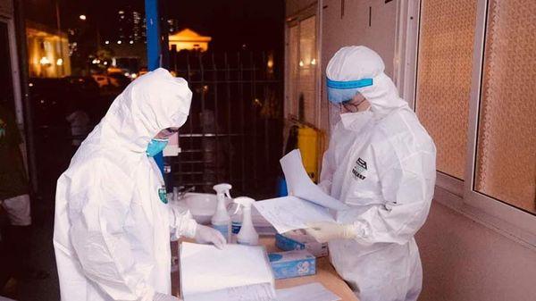 Hưng Yên ghi nhận thêm hai ca dương tính với SARS-CoV-2