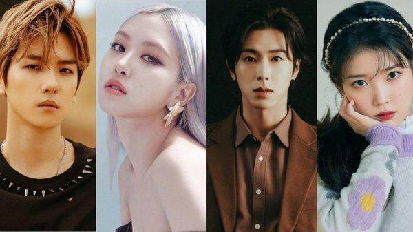 5 nghệ sĩ solo Hàn Quốc bán chạy nhất trong quý I là ai?
