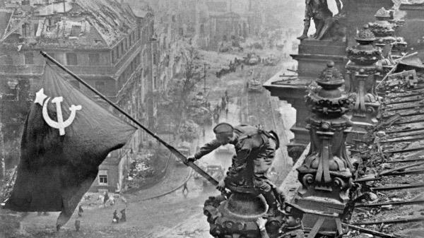 Cuộc chiến tranh Vệ quốc vĩ đại qua ống kính của các phóng viên ảnh