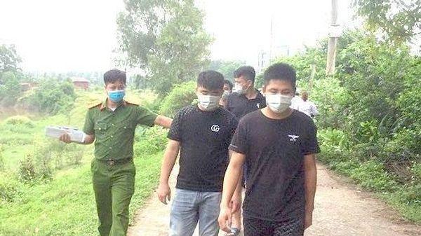 Triệt phá đường dây đưa người Trung Quốc nhập cảnh trái phép vào nhiều tỉnh, thành