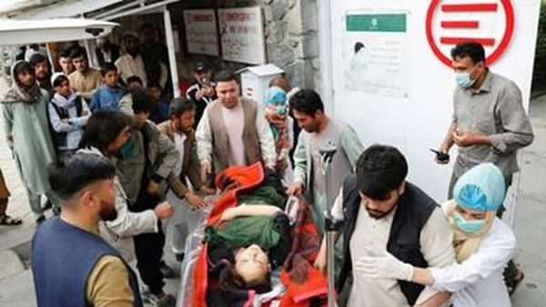 Nổ bom gần trường nữ sinh Kabul, hơn 80 người thương vong