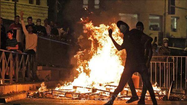 Dư luận quốc tế quan ngại về tình trạng bạo lực ở Jerusalem